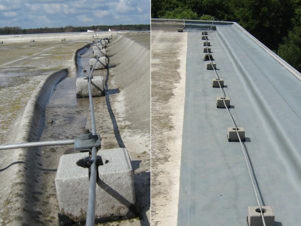 02 – Reparatur Dachrandausbildung nach Sturmschaden