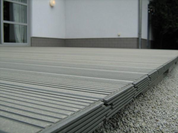 03 – Stirnausbildung WPC-Deck