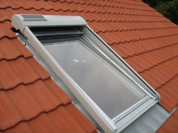 Einzelfenster titanzink